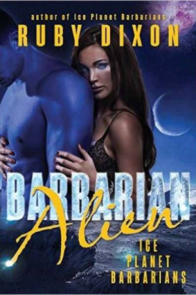 Quickie Review-Barbarian Alien by Ruby Dixon