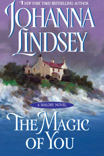 Book Review-The Magic Of You by Johanna Lindsey