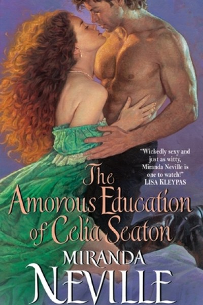 Book Review-The Amorous Education of Celia Seaton by Miranda Neville