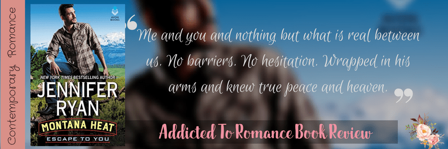 Book Review-Escape To You by Jennifer Ryan