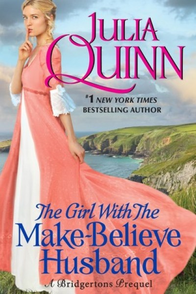 Book Review-The Girl with the Make Believe Husband by Julia Quinn