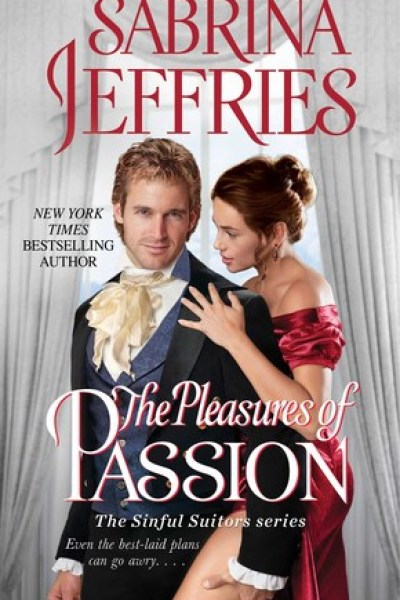 Book Review-The Pleasures of Passion by Sabrina Jeffries