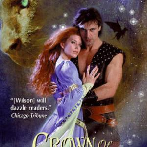 Re Read Review-The Crown of Crystal Flame by C.L. Wilson