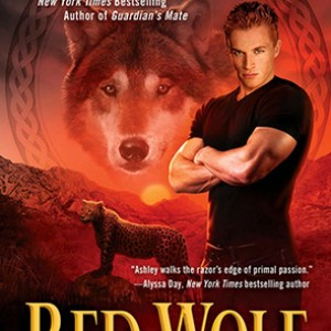 Red Wolf by Jennifer Ashley