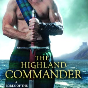 Book Review-Highland Commander by Amy Jarecki