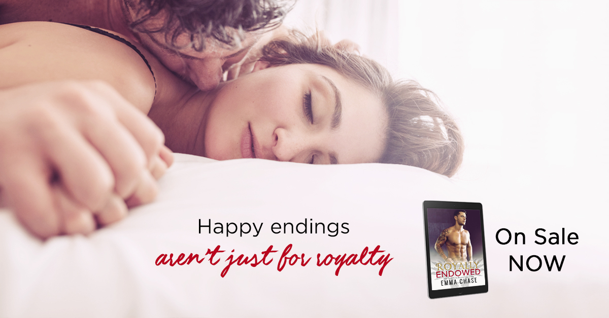 Release Day BLITZ: Royally Endowed by Emma Chase