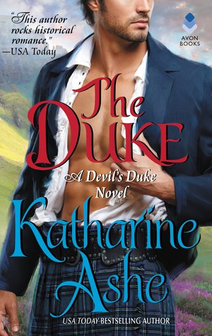 Book Review-The Duke by Katharine Ashe