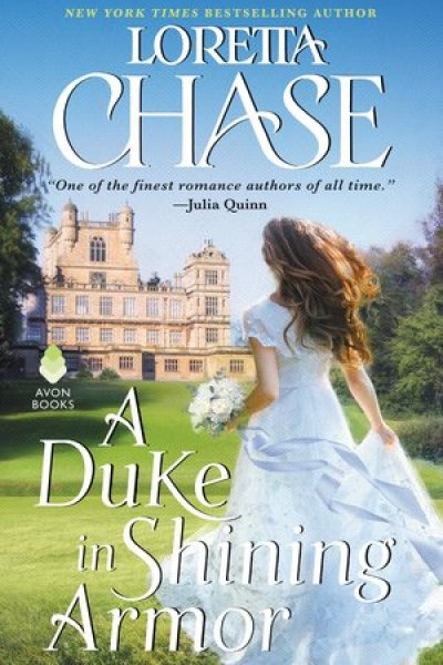 Book Review-The Duke In Shining Armor by Loretta Chase
