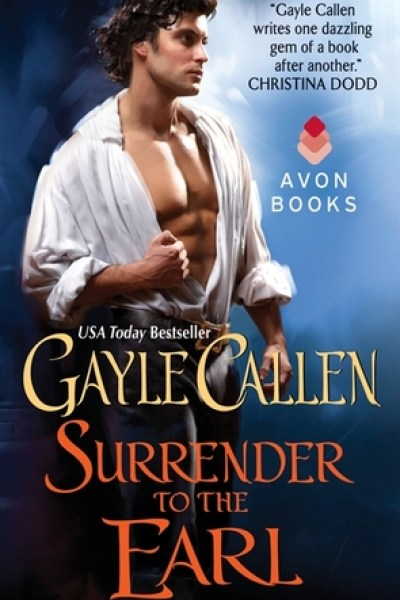 Book Review-Surrender To The Earl by Gayle Callen