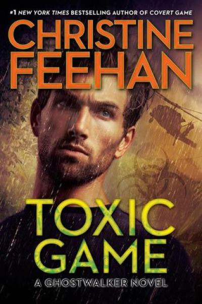 Book Review-Toxic Game by Christine Feehan