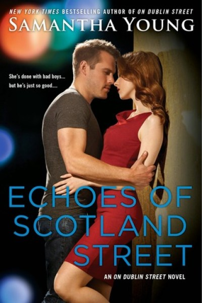 Book Review-Echoes At Scotland Street by Samantha Young