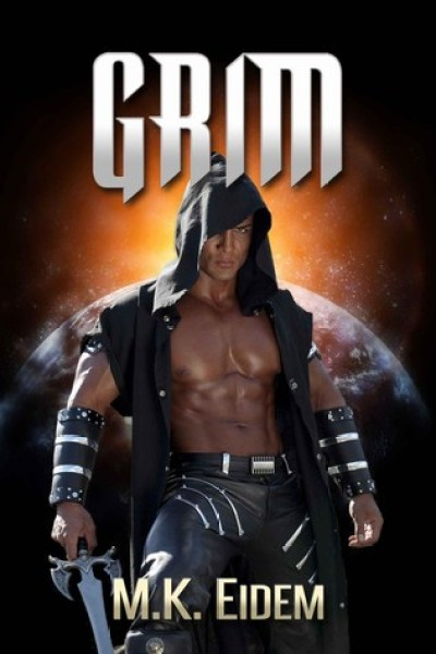 Book Review-Grim by M.K. Eidem