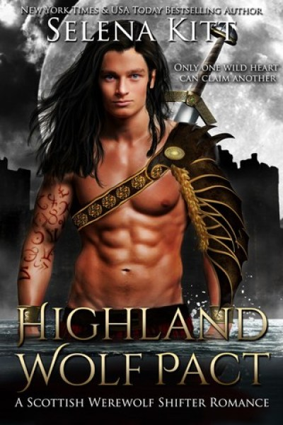 Book Review-Highland Wolf Pact by Selena Kitt