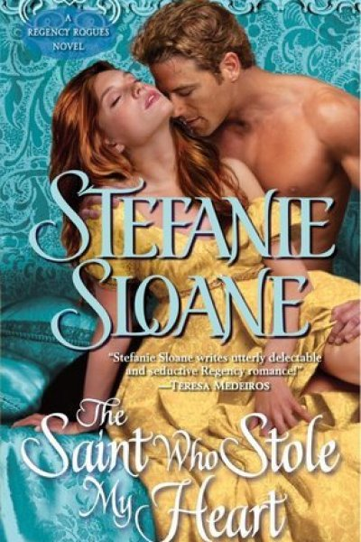 Book Review-The Saint Who Stole My Heart by Stefanie Sloane