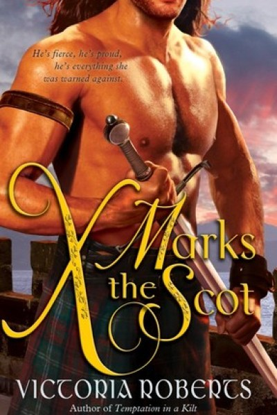 Book Review-X Marks The Scot by Victoria Roberts