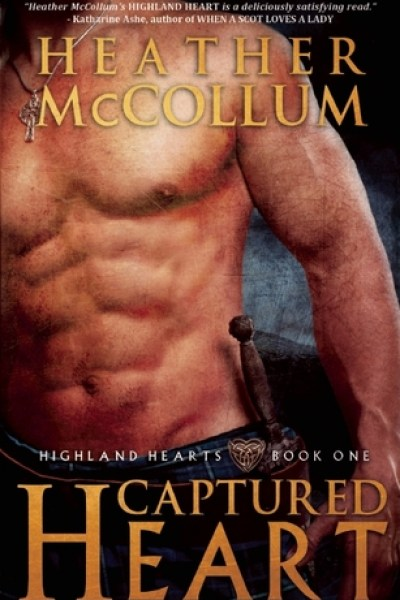 Book Review-Captured Heart by Heather McCollum