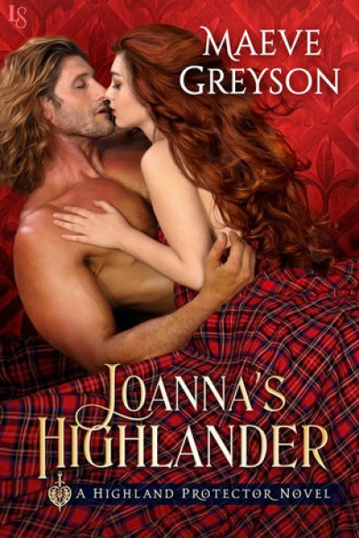 Book Review-Joanna's Highlander by Maeve Greyson