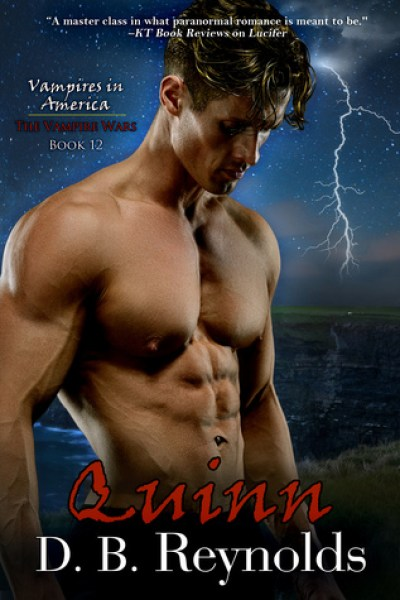 Book Review-Quinn by D.B. Reynolds