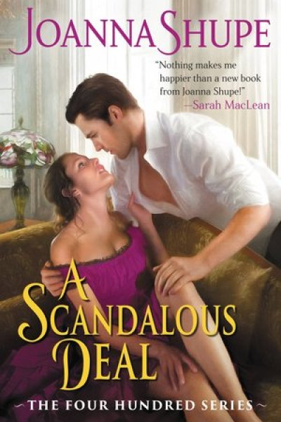Book Review-A Scandalous Deal by Joanna Shupe