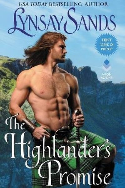 Book Review-The Highlander's Promise by Lynsay Sands