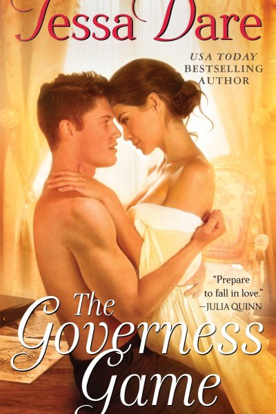 Book Review-The Governess Game by Tessa Dare