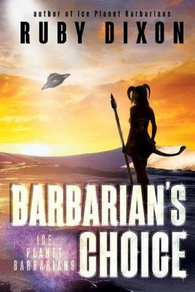 Double The Romance Book Review-Barbarian's Hope and Barbarian's Choice by Ruby Dixon