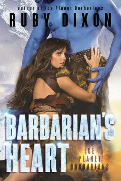 Book Review-Barbarian's Heart by Ruby Dixon