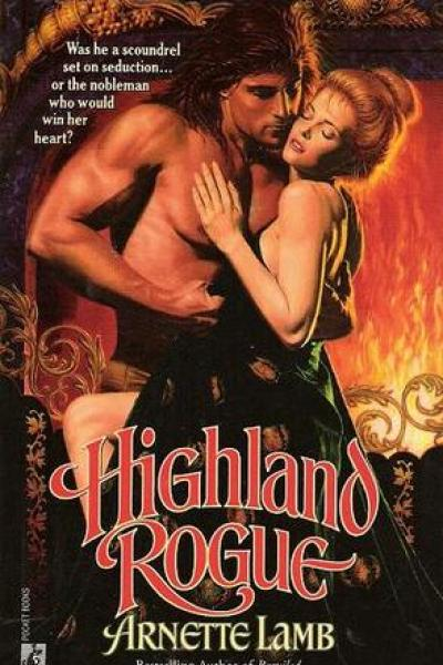 Book Review-Highland Rogue by Arnette Lamb