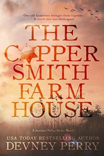 Book Review-The Coppersmith Farmhouse by Devney Perry