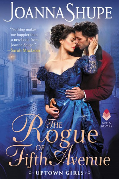Book Review-The Rogue of Fifth Avenue by Joanna Shupe