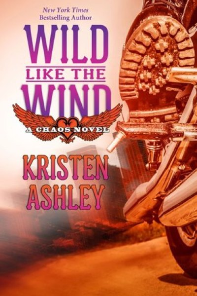 Book Review-Wild Like The Wind by Kristen Ashley