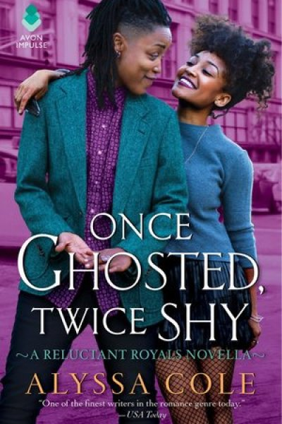 Book Review-Once Ghosted, Twice Shy by Alyssa Cole