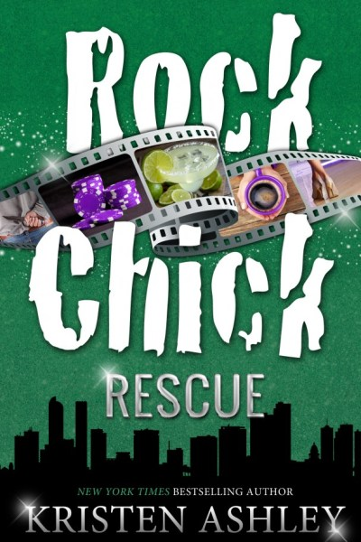 Book Review-Rock Chick Rescue by Kristen Ashley