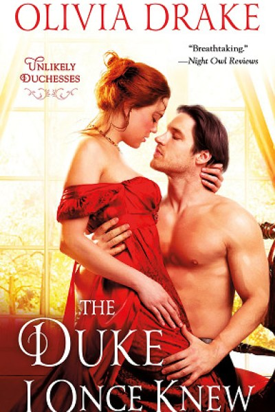 Quickie Book Review-The Duke I Once Knew by Olivia Drake