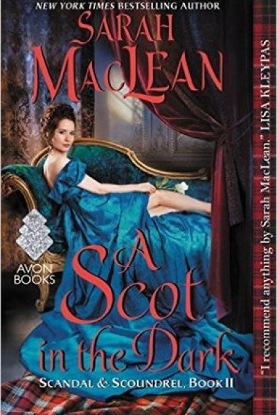Book Review-A Scot in the Dark by Sarah MacLean