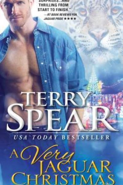 Quickie Book Review-A Very Jaguar Christmas by Terry Spear