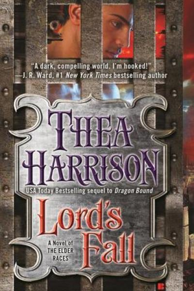 Book Review-Lord's Fall by Thea Harrison