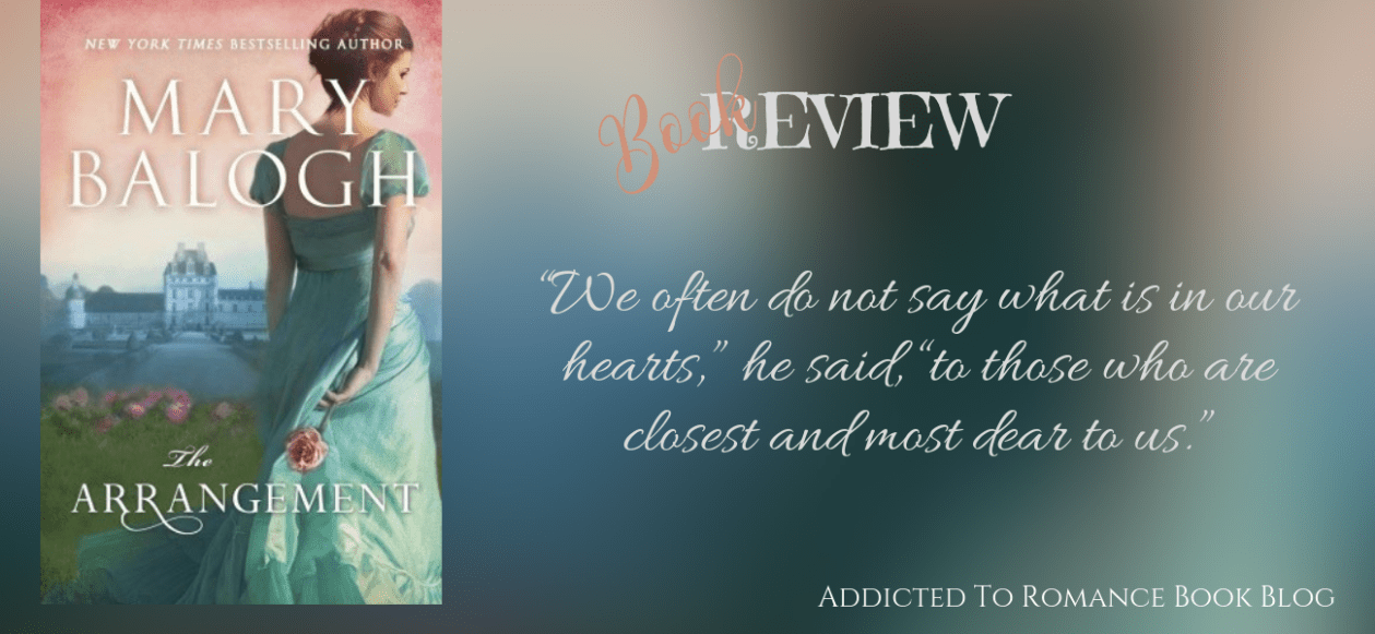 Book Review-The Arrangement by Mary Balogh