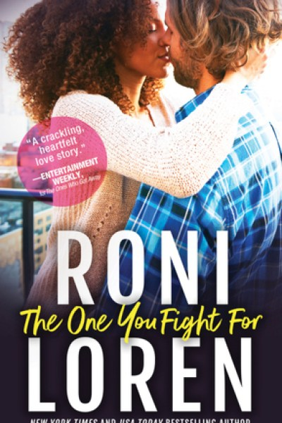 Book Review-The One You Fight For by Roni Loren