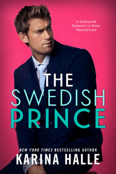 Book Review-The Swedish Prince by Karina Halle