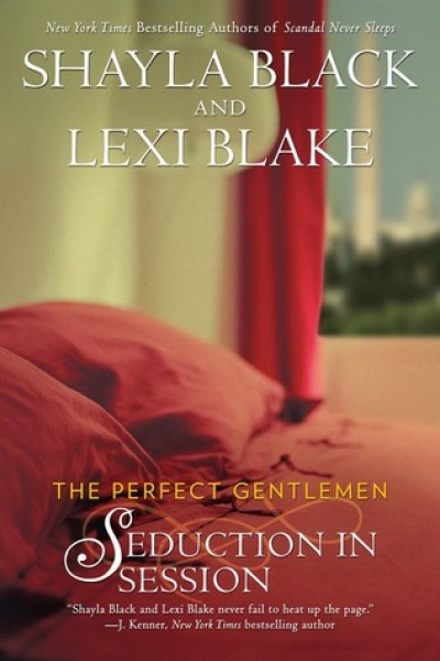 Book Review-Seduction in Session by Shayla Black and Lexi Blake