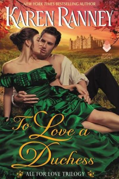 Book Review-To Love A Duchess by Karen Ranney