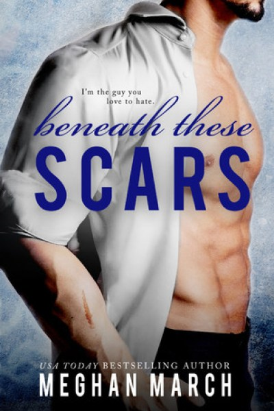 Book Review-Beneath These Scars by Meghan March