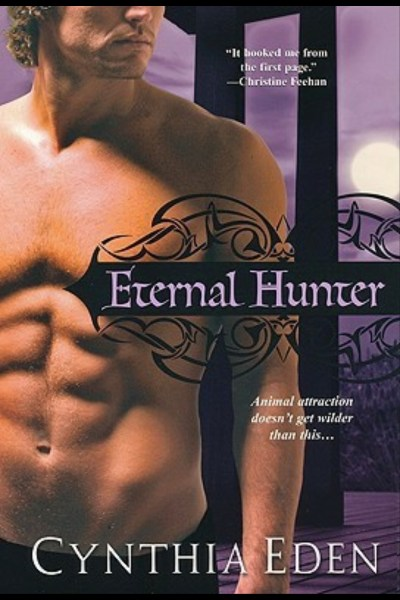 Quickie Book Review-Eternal Hunter by Cynthia Eden