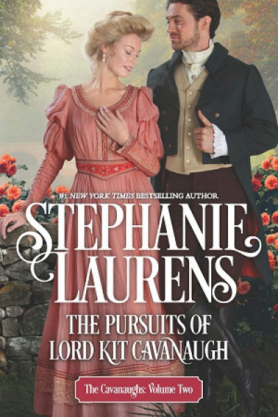 Podcast Book Review-The Pursuits of Lord Kit Cavanaugh by Stephanie Laurens