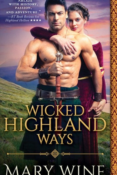 Book Review-Wicked Highland Ways by Mary Wine