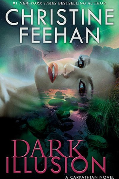 Book Review-Dark Illusion by Christine Feehan