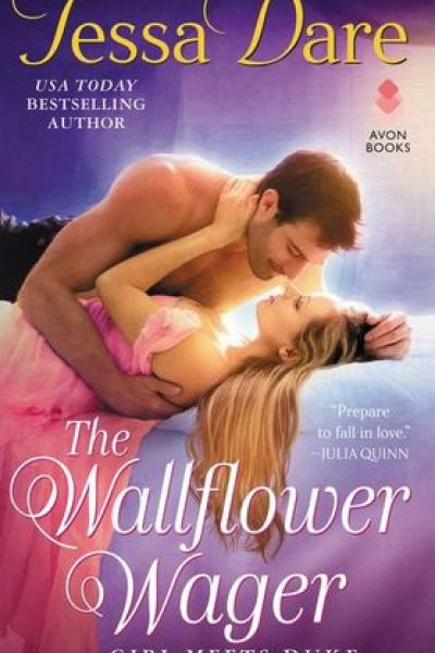 Book Review-The Wallflower Wager by Tessa Dare