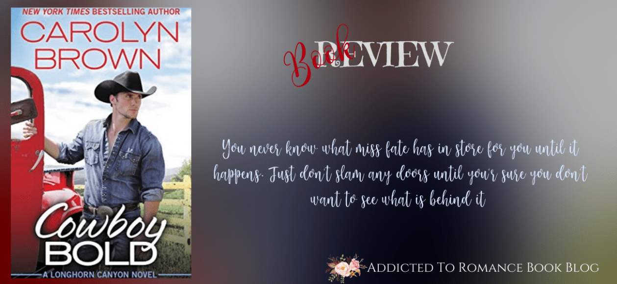 Book Review-Cowboy Bold by Carolyn Brown