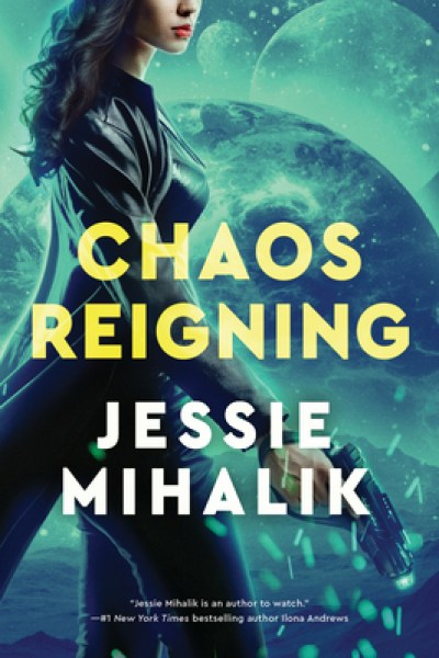 Audio Book Review-Chaos Reigning by Jessie Mihalik